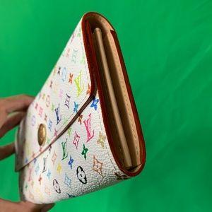 Louis Vuitton Bags - EUC Louis Vuitton Multicolor Wallet